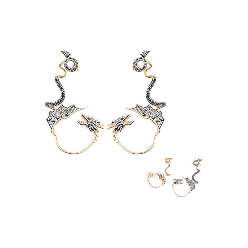 Special 925 Sterling Silver Earrings for Woman 36676W