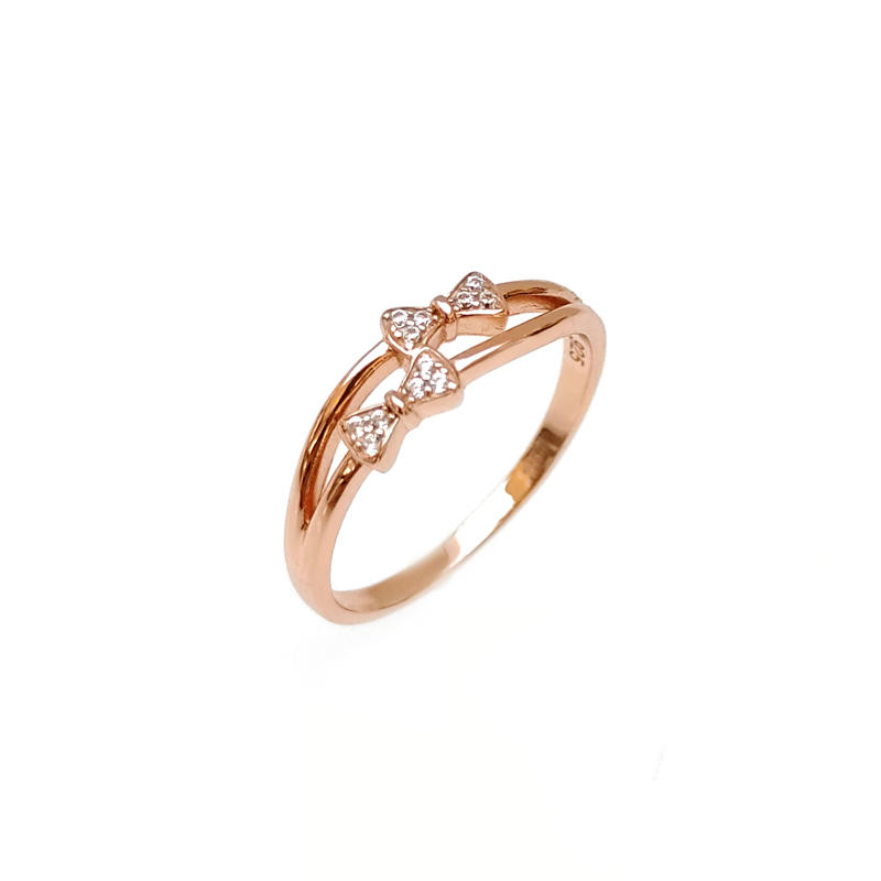Classic 925 Sterling Silver Ring for Woman 104101