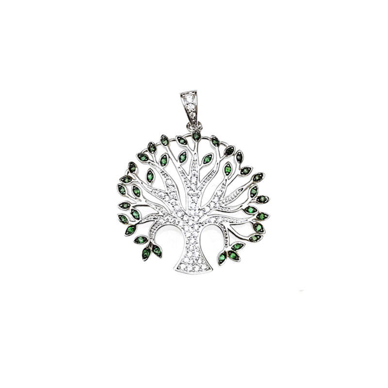 Tree of Life 925 Sterling Silver Pendant for Woman 28450