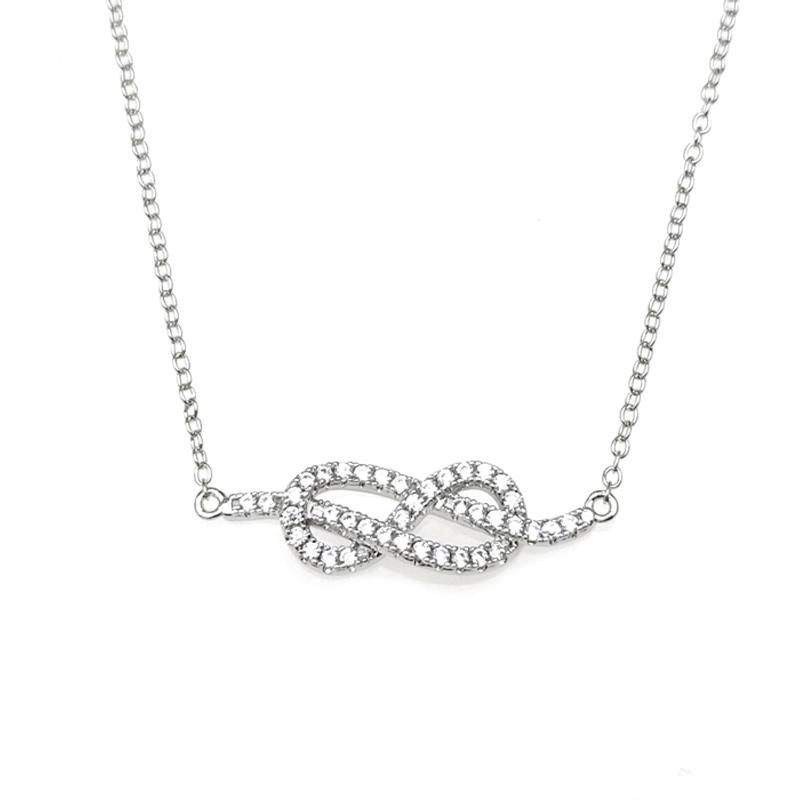 Infinite 925 Sterling Silver Pendant for Woman 28448