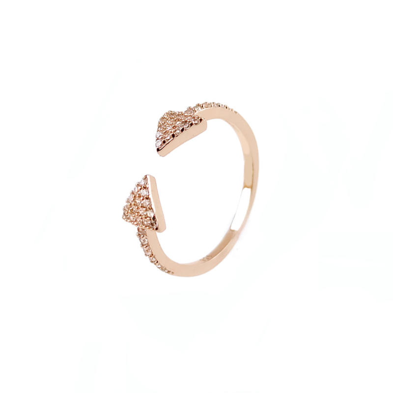 925 Sterling Silver Ring Product for Woman 107046