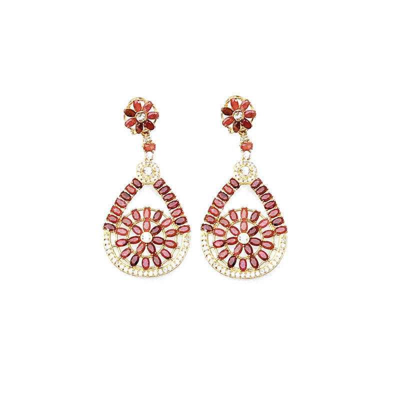 Special 925 Sterling Silver Earrings for Woman 33388