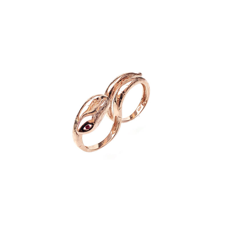 Snake Special 925 Sterling Silver Rings for Woman 91089