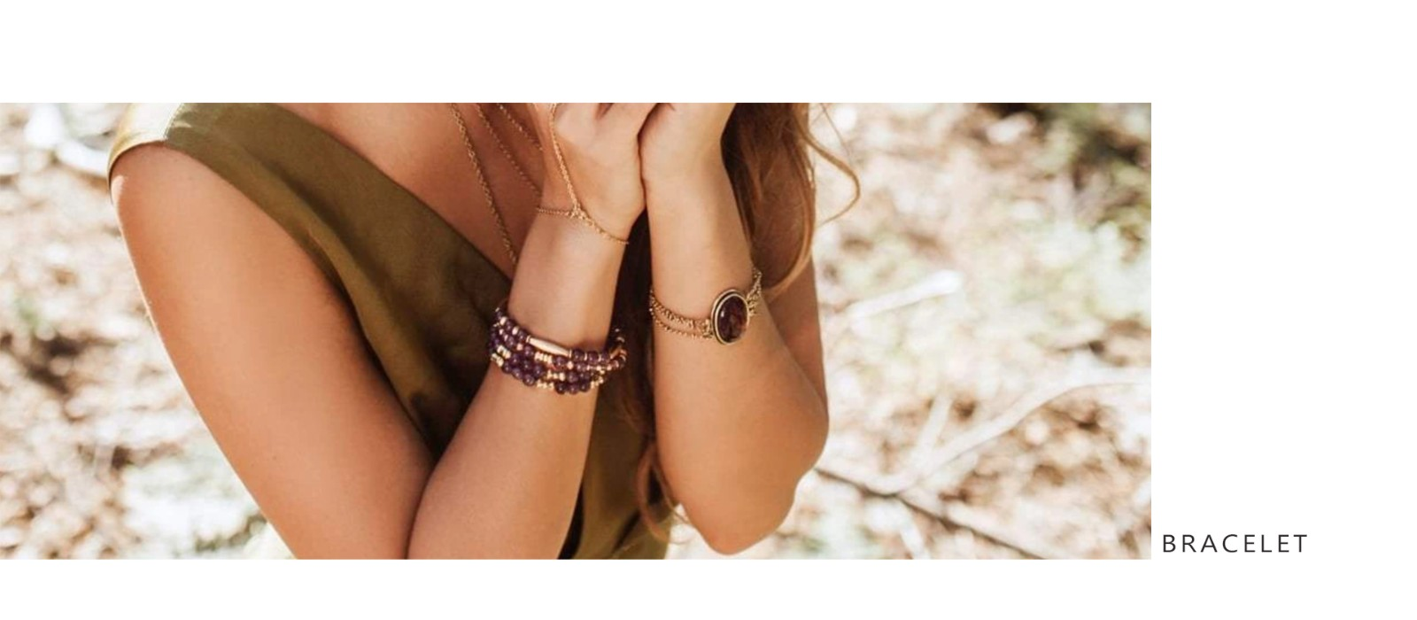 product-Professional Charm Flower 925 Sterling Silver Bracelet with Gold Plated for Woman 60047 Supp