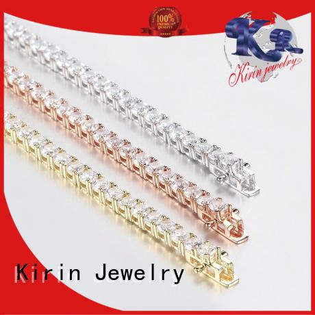 Kirin nice 925 sterling silver bracelets by Chinese manufaturer for mate
