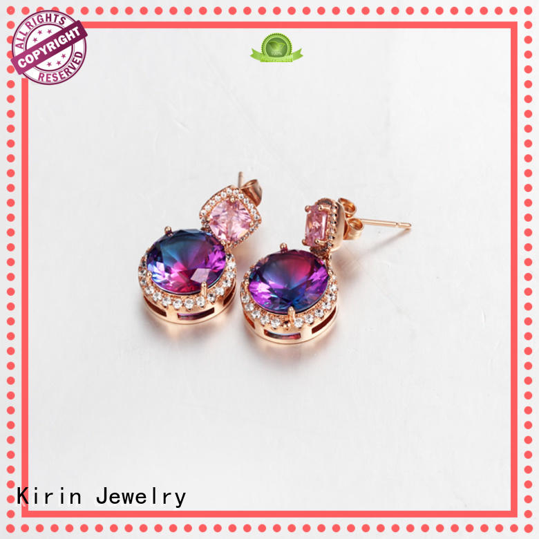 silver jewelry charms chain charm prong setting jewelry Kirin Jewelry Brand