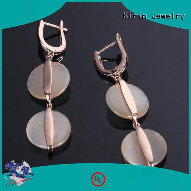 Kirin quality real silver jewelry producer for woman