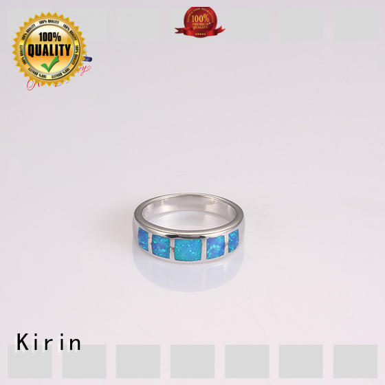Kirin square real silver jewellery sets bulk production for partner