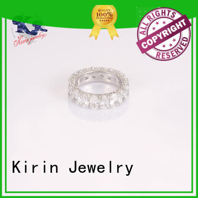 Kirin genuine fashion rings with good price for mom