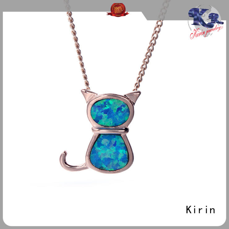 Kirin best opal jewelry with cheap price for mother