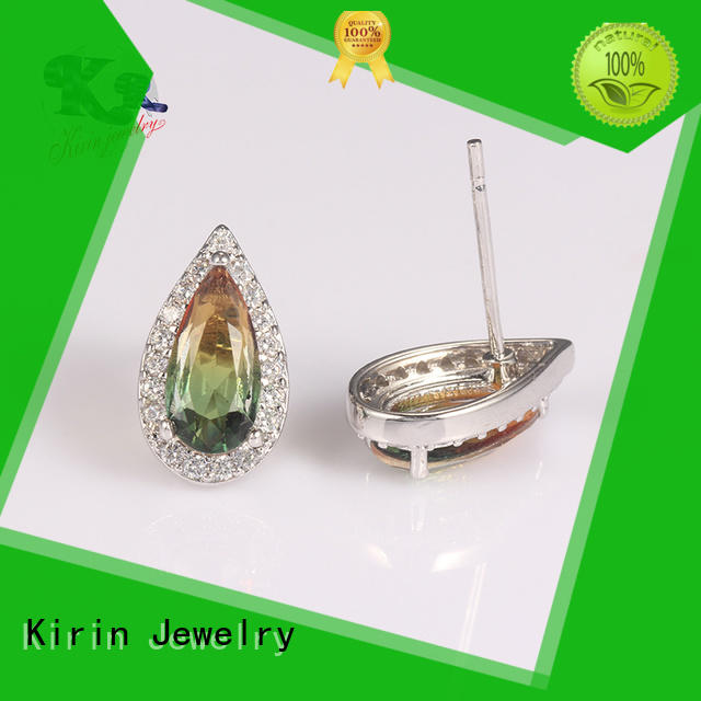 Kirin Jewelry stunning silver earring set order now for lover