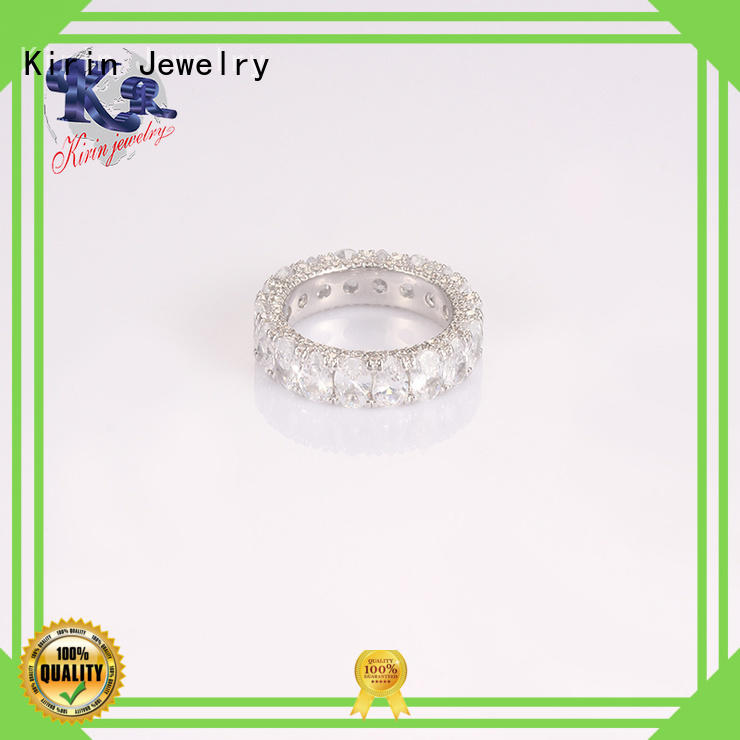 Kirin Jewelry bands womens sterling rings from China for lover