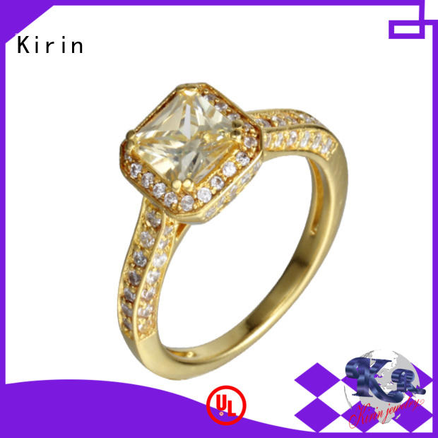 Kirin anniversary stone jewellery with Quiet Stable Motor for girl