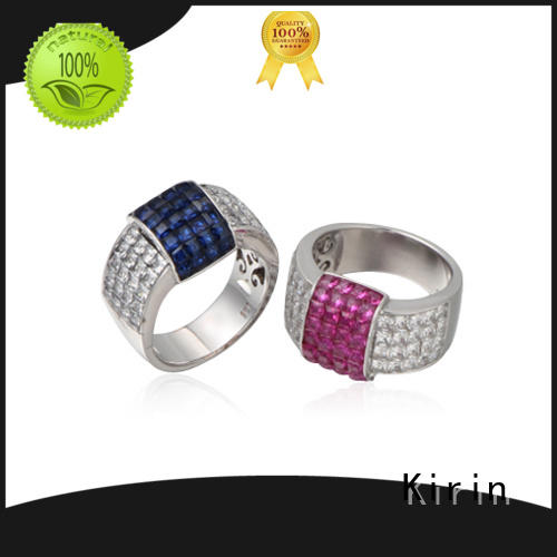 Kirin blue wholesale silver jewelry Suppliers for girl