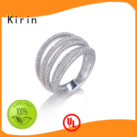 Kirin good-package ring ladies silver factory for lover