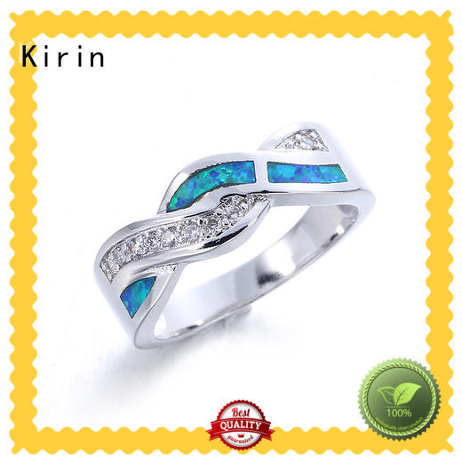 Kirin Best sterling silver in rings with good price for girlfriend