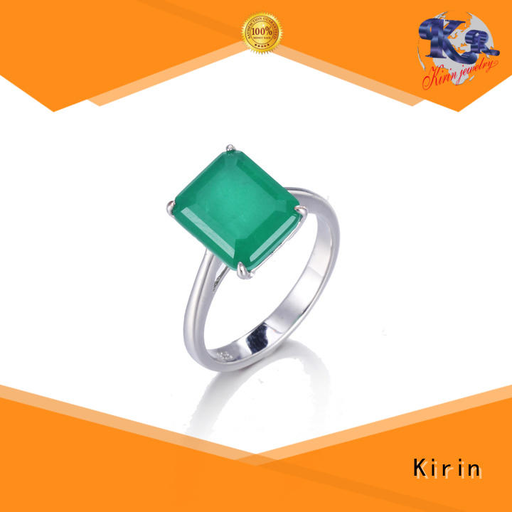 18k beautiful sterling silver rings from China for mate Kirin