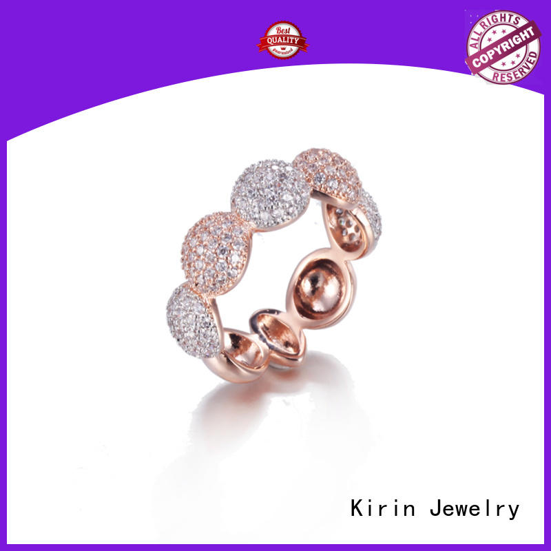 attractive ring silver for women factory price for mother