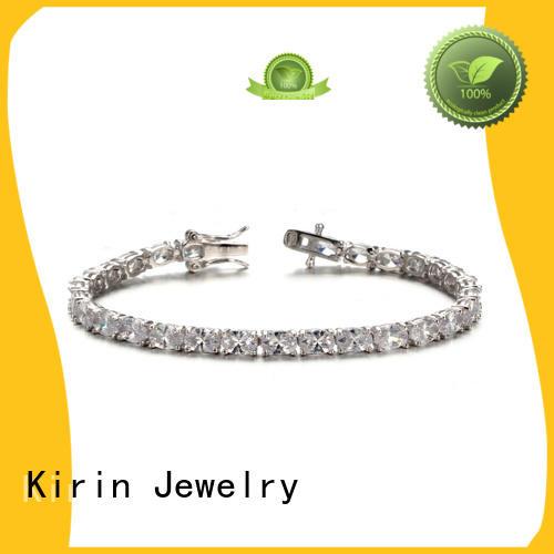 ladies Custom ornament girls pave setting jewelry Kirin Jewelry delicate