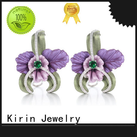 Kirin Jewelry Brand wedding good sterling silver jewelry gift supplier