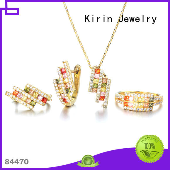 Kirin Jewelry Brand cross cat contemporary silver jewellery manufacture