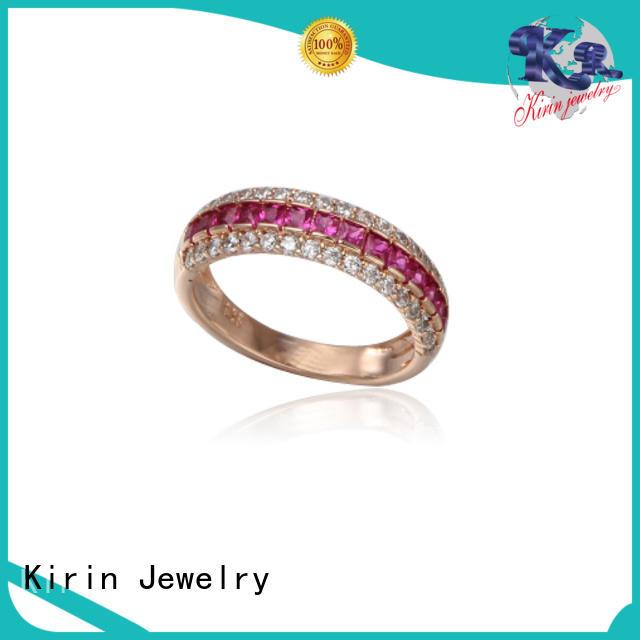 lisa modern silver rings bulk production for mate Kirin
