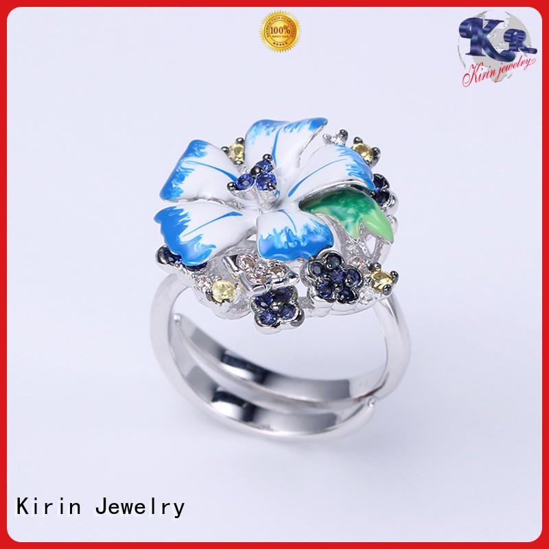 Kirin poetic real jewelry sets Supply for woman