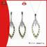 elegance prong fine Kirin Jewelry Brand 925 sterling silver jewelry sets supplier