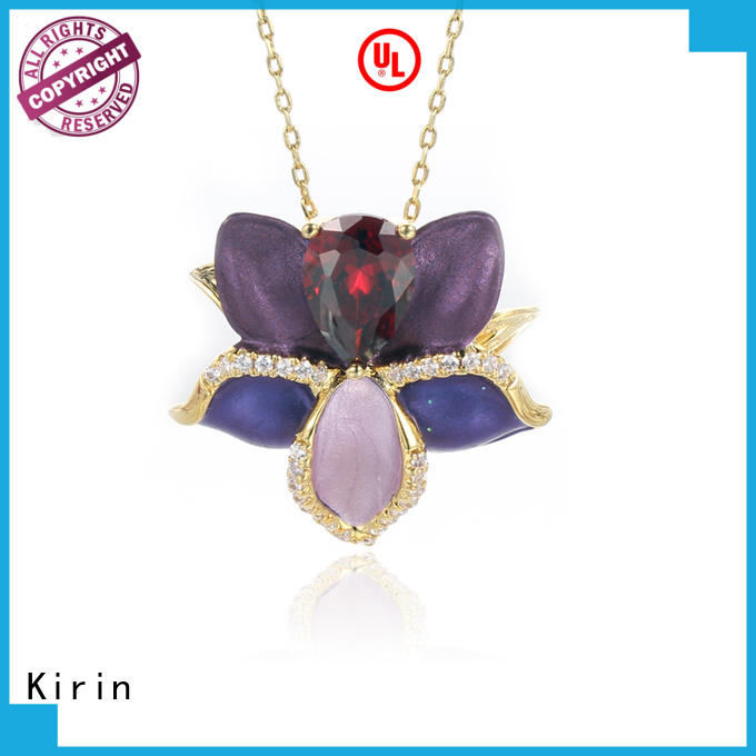 Kirin sapphire silver chain necklace for pendant manufacturers for woman