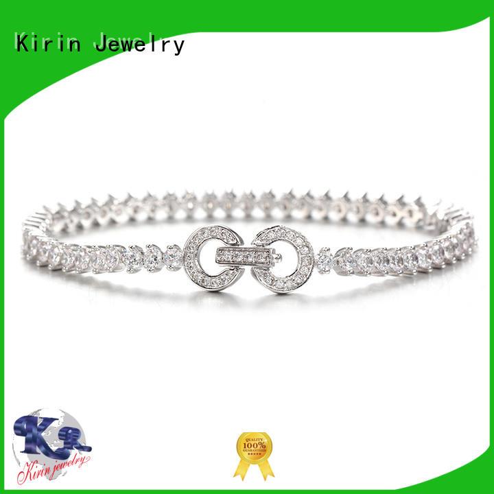 marquis girl platinum inexpensive silver jewelry Kirin Jewelry Brand