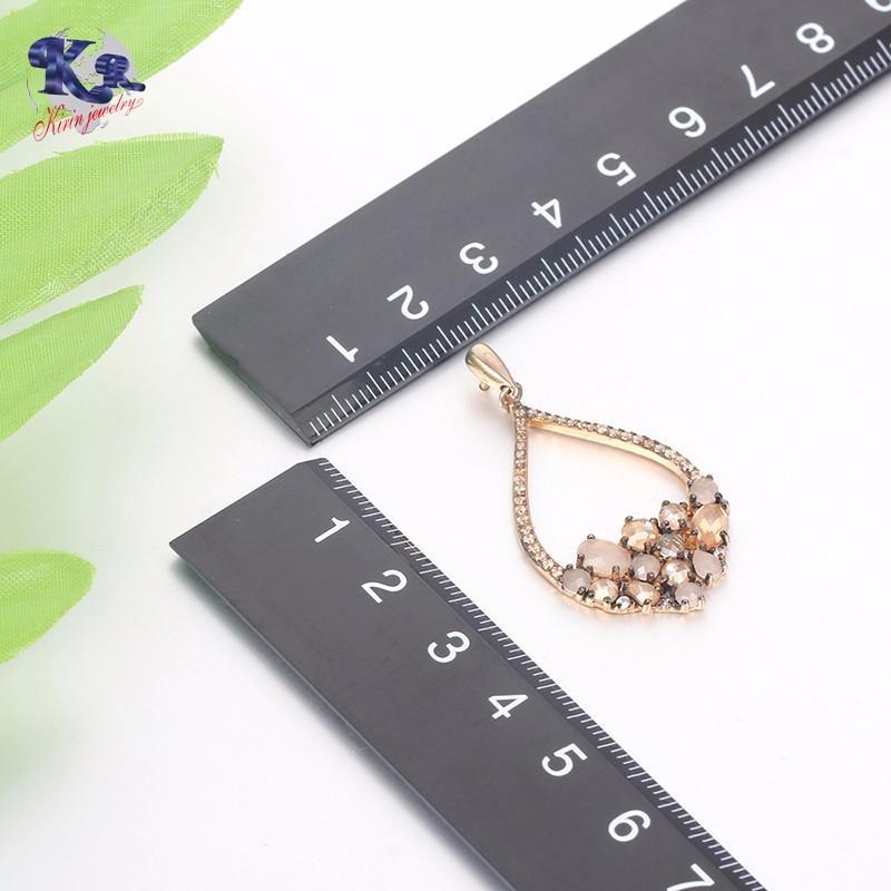 Kirin Jewelry -Find Pink Jewellery Set Sterling Silver Chain Set From Kirin Jewelry-1