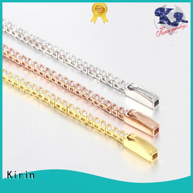 Kirin womens silver bracelet for girls Suppliers for mate