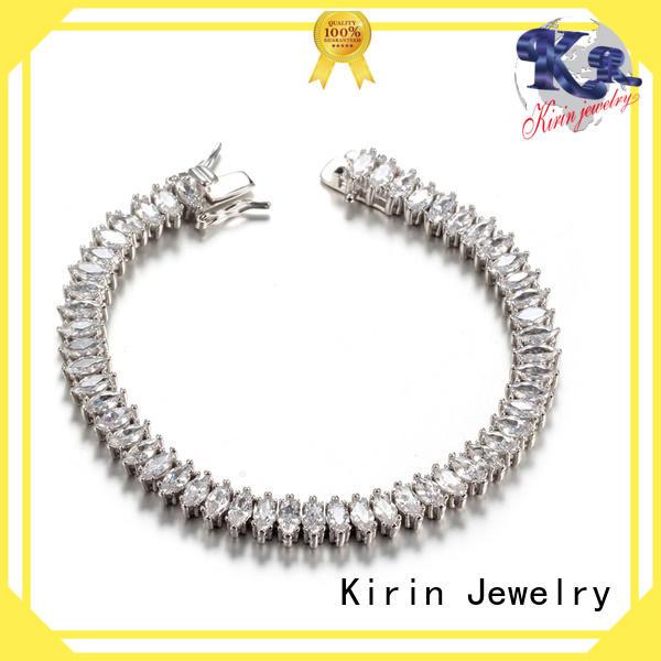 Kirin Jewelry Brand accents heart lucky custom inexpensive silver jewelry