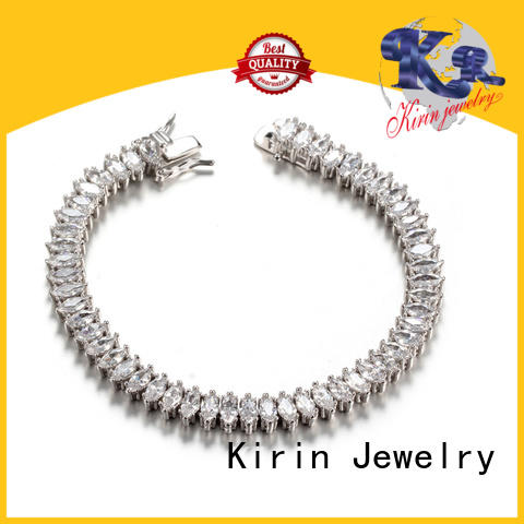 Hot 925 sterling silver bracelets tennis Kirin Jewelry Brand