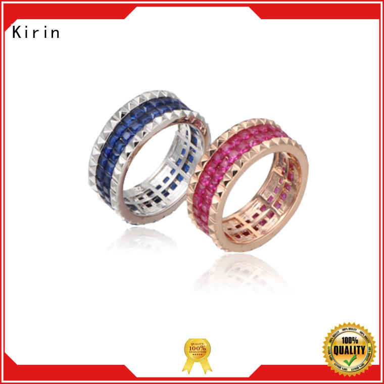 Kirin good-package cheap silver jewelry factory price for mate