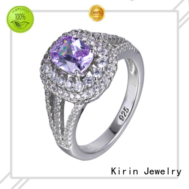 womens sterling rings 103577 for lover Kirin Jewelry