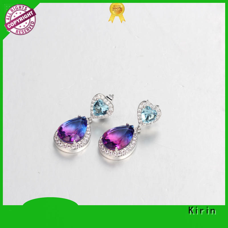 hot-sale quality sterling silver jewelry engagement from manufacturer for mom