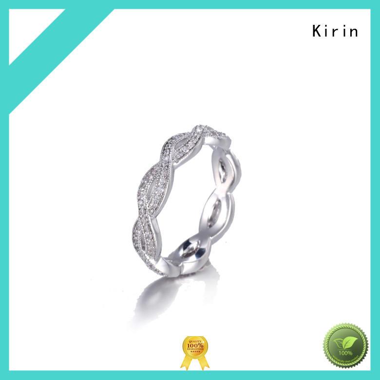 Kirin alluring sterling silver ring set manufacturers