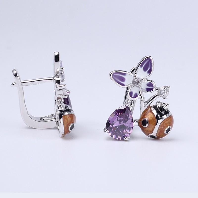 Kirin Jewelry ringearringpendant silver jewllery sets order now for mate-3
