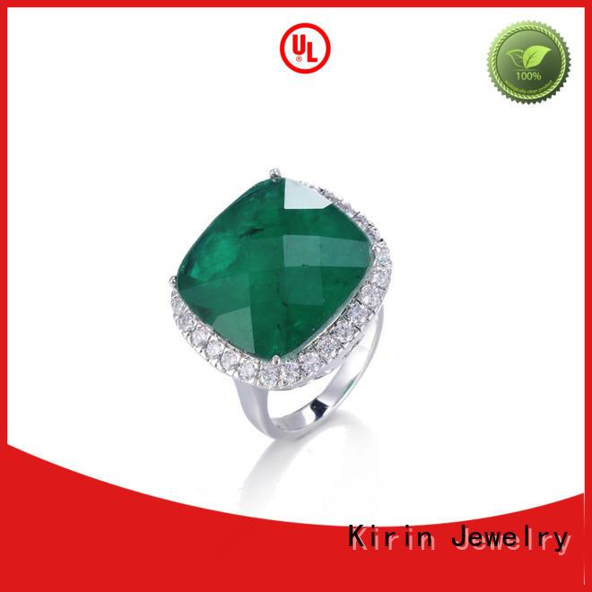 Kirin good-package sterling rings for women drop for family