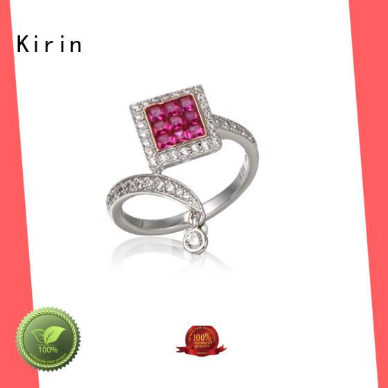 Kirin Latest sterling silver jewelry company for girlfriend
