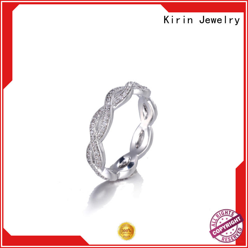 Kirin alluring high quality silver jewelry three for girl
