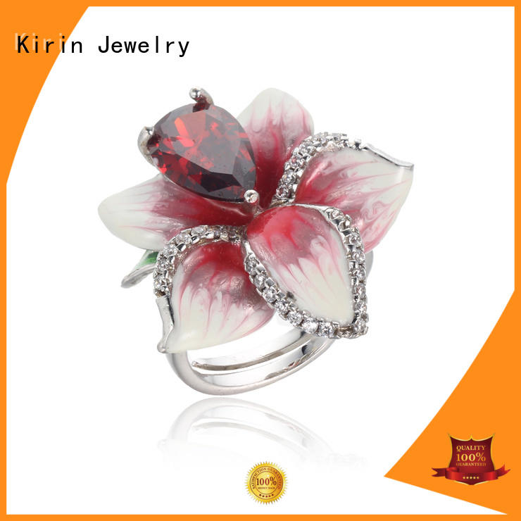 925 sterling silver jewelry rings fine 925 sterling silver rings Kirin Jewelry Brand