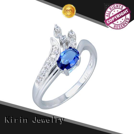 solid silver rings for women 101943 Kirin Jewelry