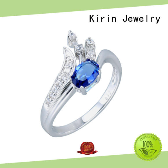 Latest womens sterling rings cool Supply for partner