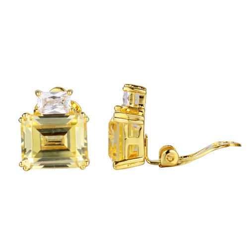 Kirin Jewelry endless 925 sterling silver earrings bulk production for female-1