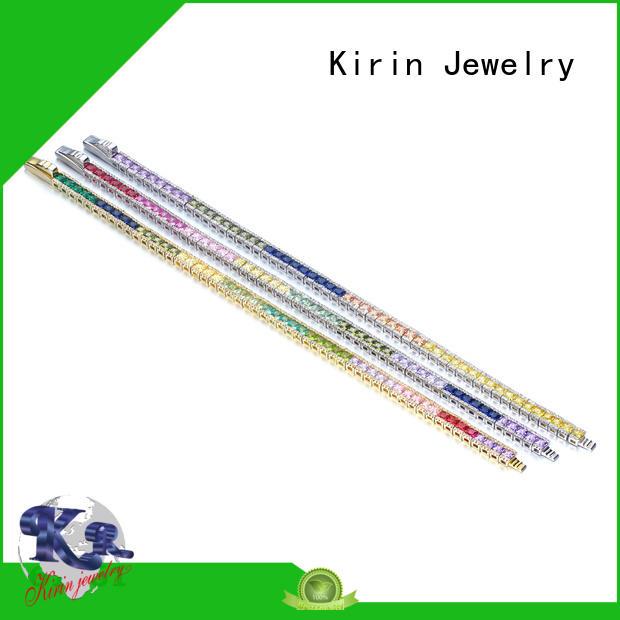 white gift 925 sterling silver bracelets Kirin Jewelry Brand