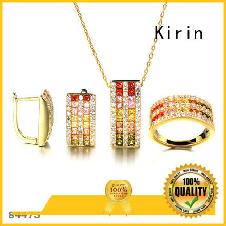 Kirin new-arrival rainbow opal necklace inquire now for girl