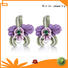 attractive sterling silver dangle earrings from manufacturer for female Kirin Jewelry
