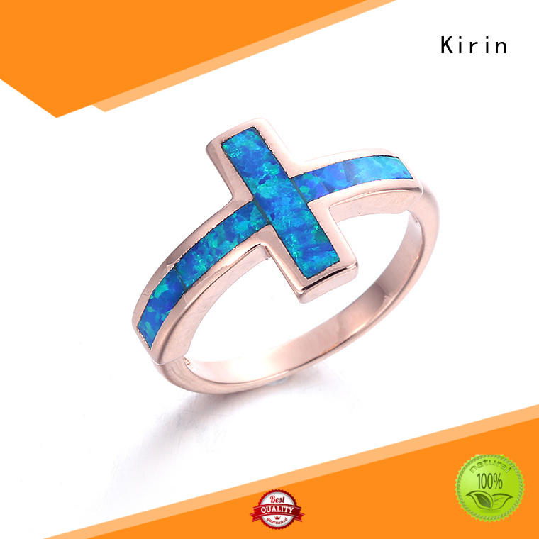 Kirin fine vintage silver rings factory price for mother